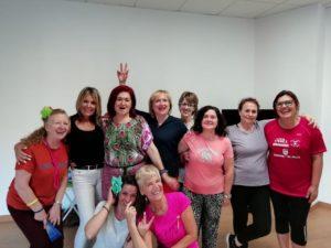Ponte Flamenca en Casa de les Dones de Xátiva (Valencia) @ Casa de les Dones